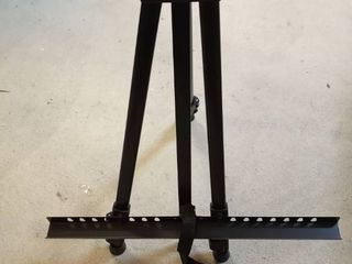 Field Easel   Black