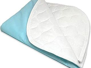 Ultra Soft 4 layer Washable   Reusable Incontinence Bed Pad Waterproof Pads 34 x72