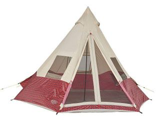 Wenzel Shenanigan 5 Person Teepee Tent  Retail 96 53