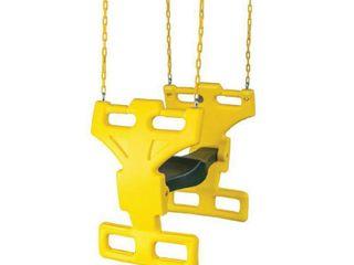 Creative Cedar Designs Glider Swing  2 Person  Retail 99 99