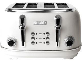 Haden Heritage 4 Slice  Wide Slot Toaster  Retail 81 48