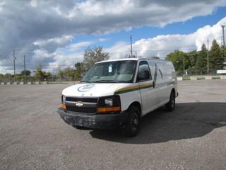 2012 CHEVROlET EXPRESS 257319 KMS
