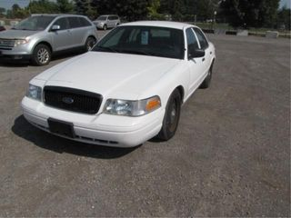2010 FORD CROWN VICTORIA 143000 KMS