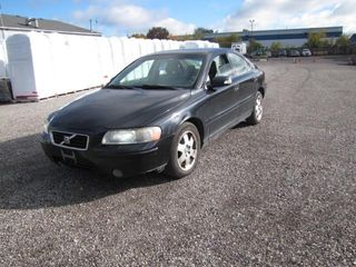 2007 VOlVO S60 198865 KMS