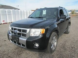 2011 FORD ESCAPE  132871 KMS