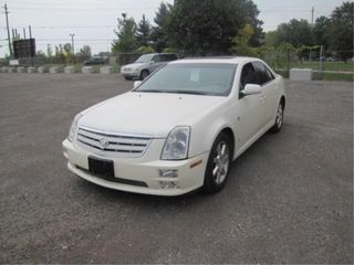 2006 CADIllAC STS 164891 KMS