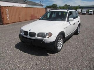 2004 BMW X3 210267 KMS