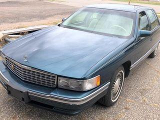 1995 Cadillac Sedan