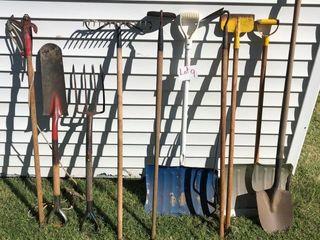 Yard tools