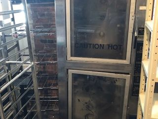 NuVU oven ATTENTION All lOTS BEYOND THIS POINT HAVE A SEPARATE PICKUP lOCATION AND DATE