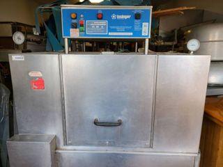 Conveyor Insinger dish machine model Admiral 44 4