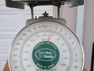 32 ounce scale