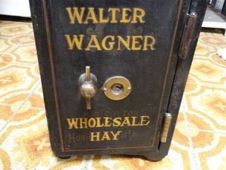 Small Walter Wagner Wholesale Hay safe
