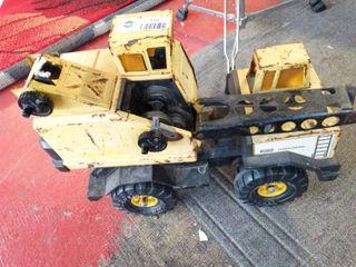 Tonka crane truck