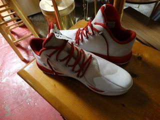 New size 20 mens Addidas shoes