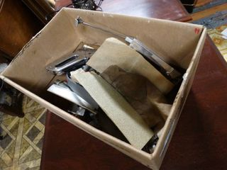 lot of various tools hardware