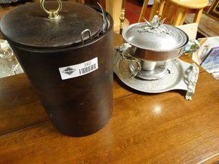 Ice bucket  bar supplies   server
