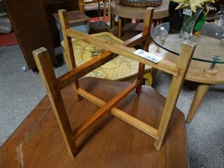 Wooden Table Base
