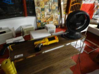lot of Small Black Fan  Nerf Gun and Reaching Tool