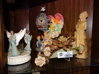 lot of Misc  Angel Figurines
