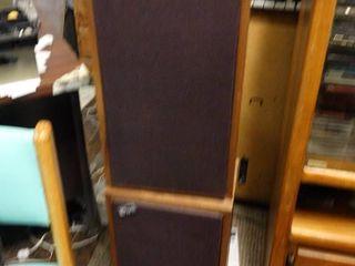 Pair of OHM Vintage Speakers