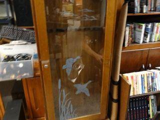 Wooden Remington Gun Cabinet
