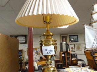 Table lamp w  shade