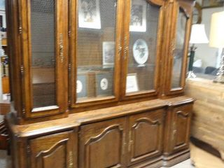 Century furniture  Solid Wood China Cabinet