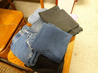 lot of woman Clothing