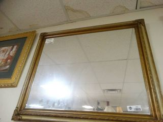 large Square Wall Mirror
