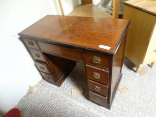 Wooden Sewing Cabinet  No Sewing Machine