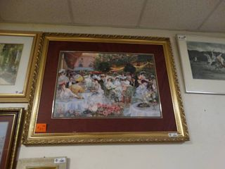 Signed Painting From 1904