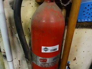Power Pak Fire Extinguisher