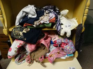 lot of Children s Clothing and Shoes