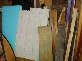 lot of Misc  Spare Wood Pieces
