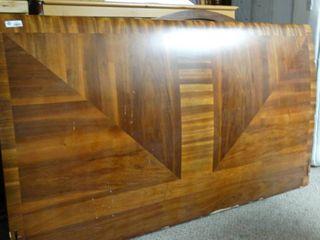 large Wooden Bed Frame