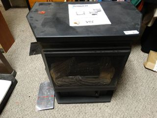 Winrich Perfecta gas burning fireplace With owners manual