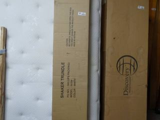 Shaker Trundle in Box
