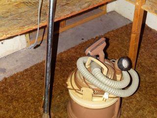 lot of 2 Vintage Vacuums