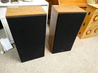 Two Jensen Speakers