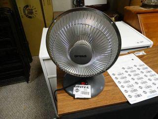 Optimus Electric Dish Heater