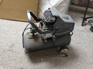 Smaller Air compressor