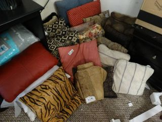 lot of pillows
