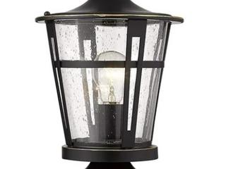 Post light Fixture   Exterior 1 light Pendant