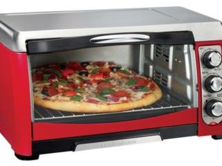 HAMIlTON BEACH Ensemble 6 Slice Toaster Oven