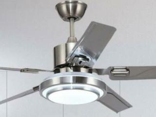 48 inch low profile 5 blade metal ceiling fan
