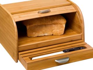 Honey Can Do Bamboo Bread Box