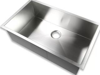 logmey Handmade Stainless Steel Kitchen Sink
