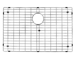 VIGO Chrome Kitchen Sink Grid