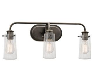 Kichler lighting Braelyn Collection   3 lighting